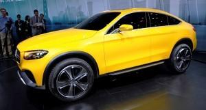 2015 Mercedes-Benz GLC Coupe Concept 6
