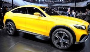 2015 Mercedes-Benz GLC Coupe Concept 7