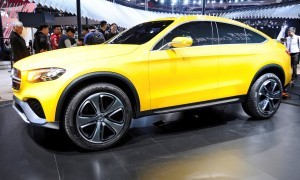 2015 Mercedes-Benz GLC Coupe Concept 9