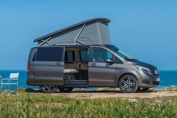 2015 Mercedes-Benz MARCO POLO Glampers Primed For Lux Travel Adventures