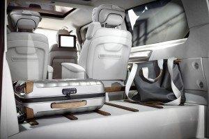 2015 Mercedes-Benz V-Class PHEV Van Concept V-ision-e 16