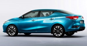 2015 Nissan Lannia Revealed in Shanghai With Funky Rump 12 copy
