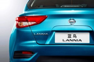 2015 Nissan Lannia Revealed in Shanghai With Funky Rump 14 copy