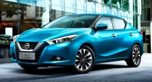 2015 Nissan Lannia Revealed in Shanghai With Funky Rump 2 copy
