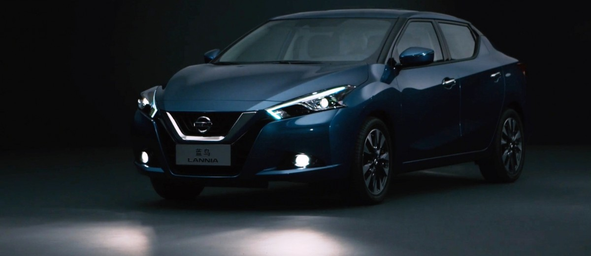 2015 Nissan Lannia Revealed in Shanghai With Funky Rump 23