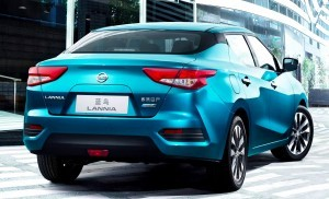 2015 Nissan Lannia Revealed in Shanghai With Funky Rump 3 copy