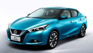 2015 Nissan Lannia Revealed in Shanghai With Funky Rump 5 copy