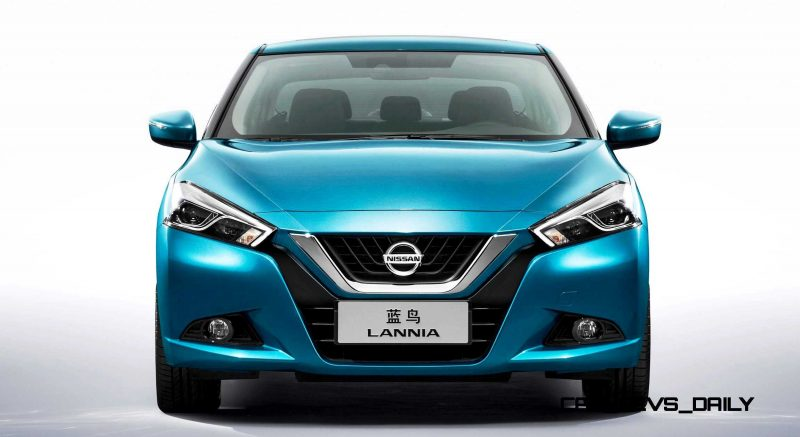 2015 Nissan Lannia Revealed in Shanghai With Funky Rump 8 copy