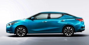 2015 Nissan Lannia Revealed in Shanghai With Funky Rump 9 copy