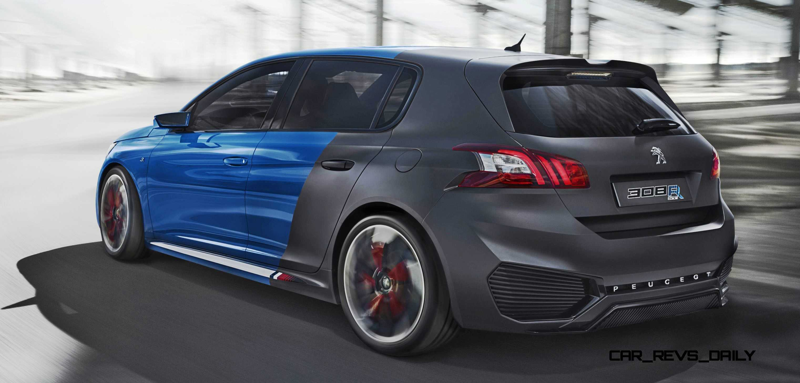 This is the 500bhp Peugeot Quartz