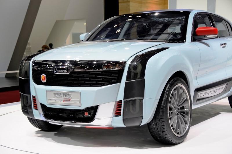 2015 QOROS 2 PHEV Concept 2