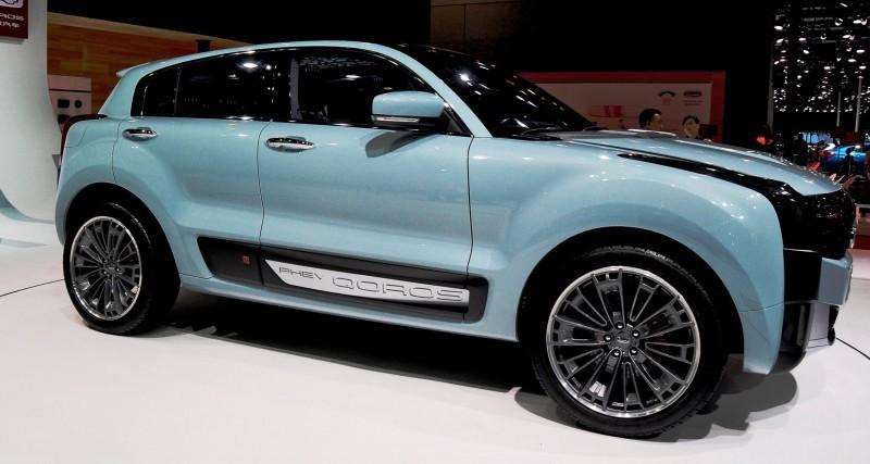 2015 QOROS 2 PHEV Concept 9