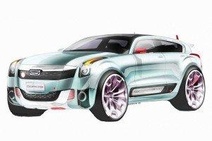 2015 QOROS 2 SUV PHEV Concept 13