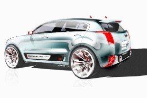 2015 QOROS 2 SUV PHEV Concept 14