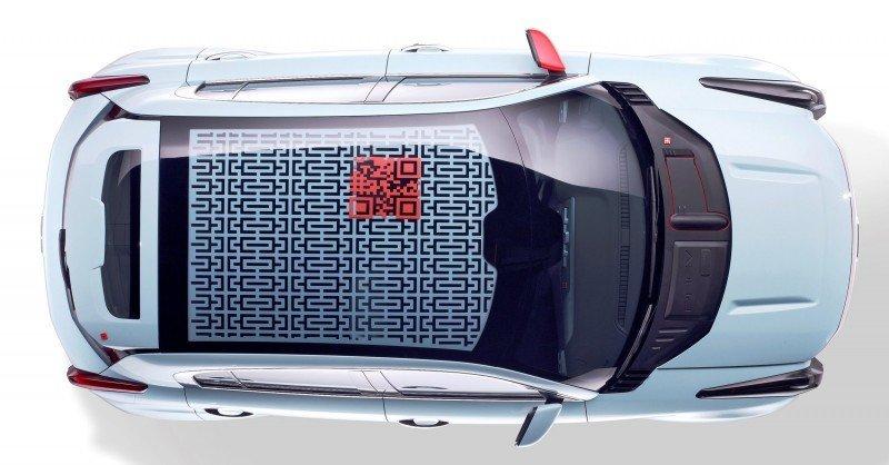 2015 QOROS 2 SUV PHEV Concept 15