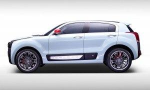 2015 QOROS 2 SUV PHEV Concept 16