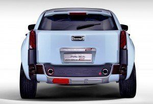 2015 QOROS 2 SUV PHEV Concept 19