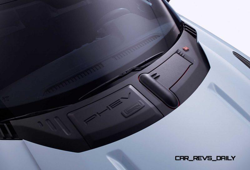 2015 QOROS 2 SUV PHEV Concept 2
