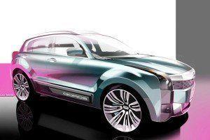 2015 QOROS 2 SUV PHEV Concept 5