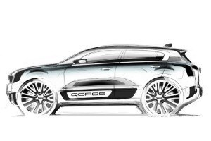 2015 QOROS 2 SUV PHEV Concept 6