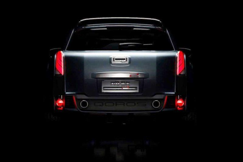2015 QOROS 2 SUV PHEV Concept 9
