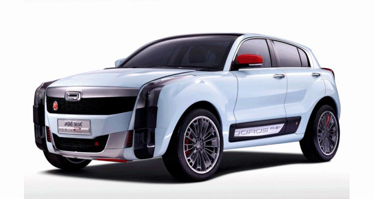 2015 QOROS 2 SUV PHEV Concept Previews Upcoming Juke-Fighter
