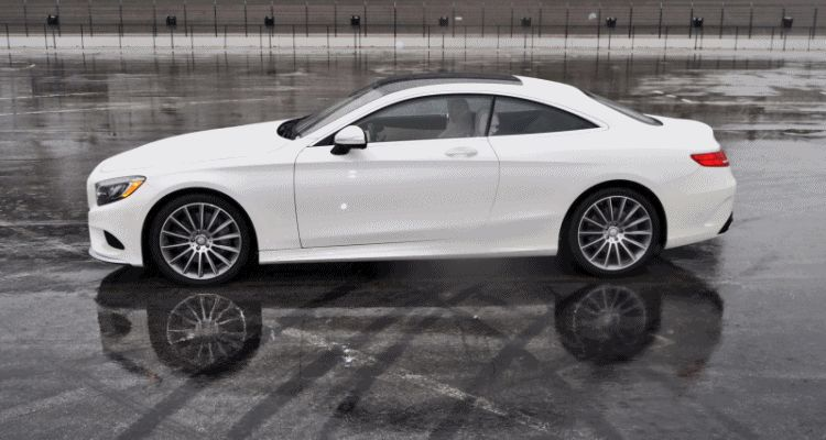2015 S550 4Matic Coupe 2