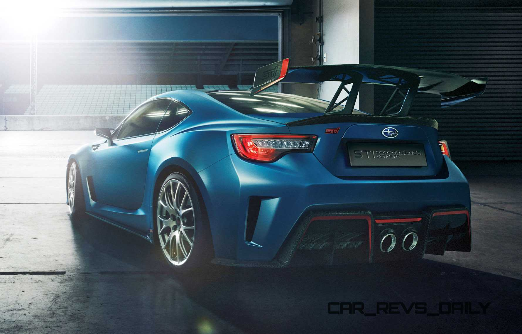 Subaru Brz Sti Concept on Subaru Boxer Engine Performance Enhancements