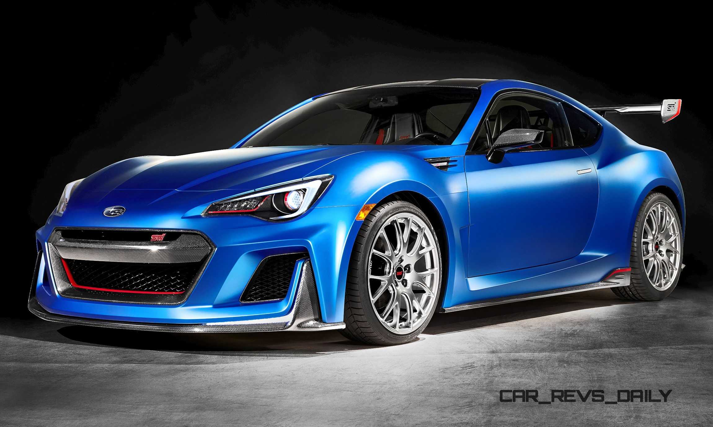 2015 subaru brz sti concept. Black Bedroom Furniture Sets. Home Design Ideas