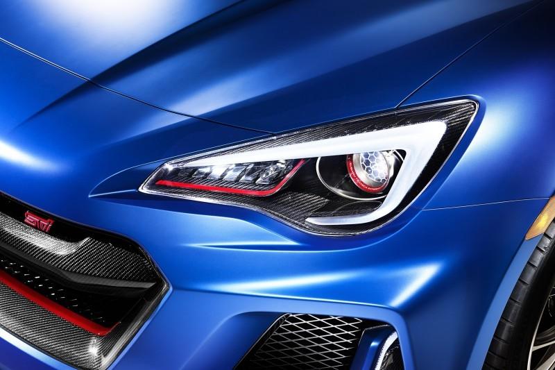 2015 Subaru BRZ STI Concept 4