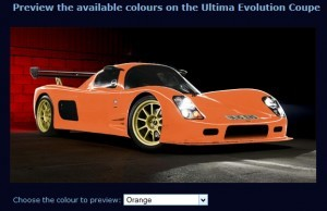 2015 ULTIMA Evo Coupe COLORS 14