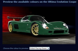 2015 ULTIMA Evo Coupe COLORS 4