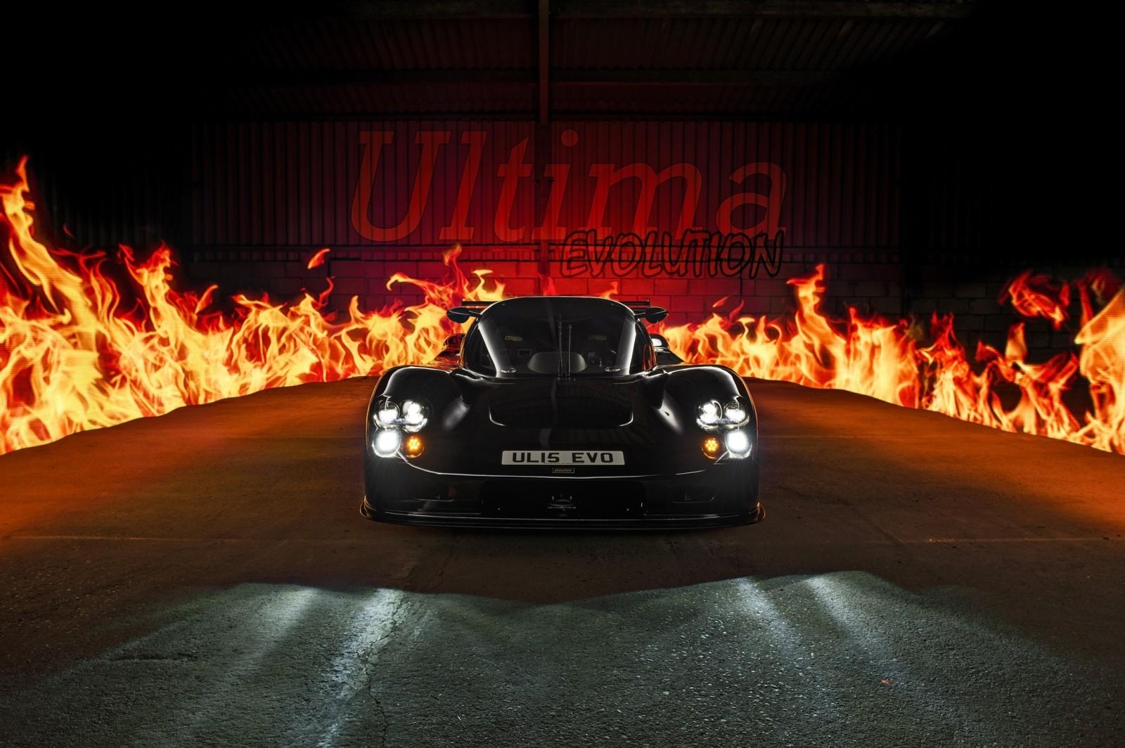 2015 ULTIMA Evolution Coupe 23