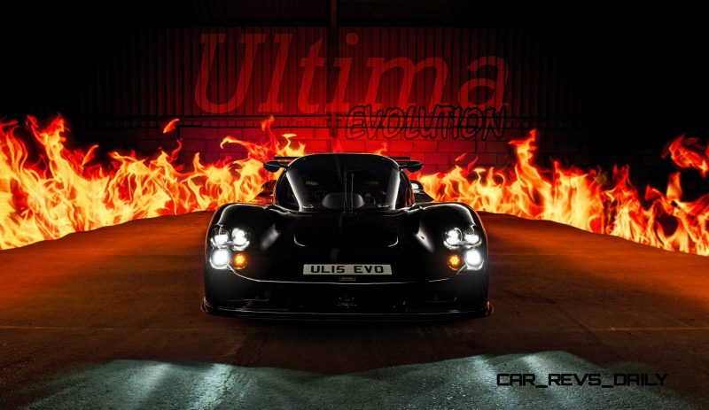 2015 ULTIMA Evolution Coupe 24