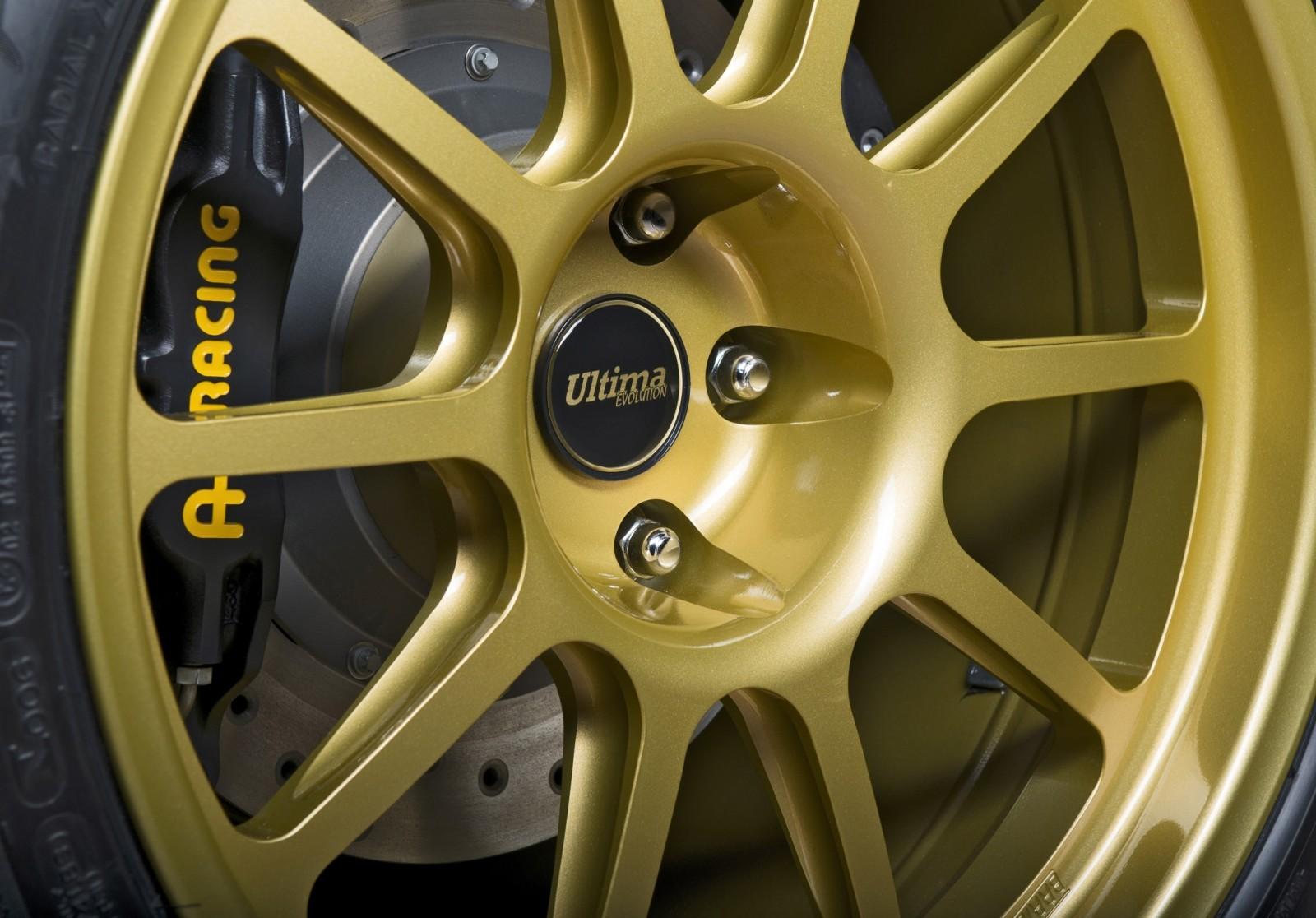 2015 ULTIMA Evolution Coupe 53