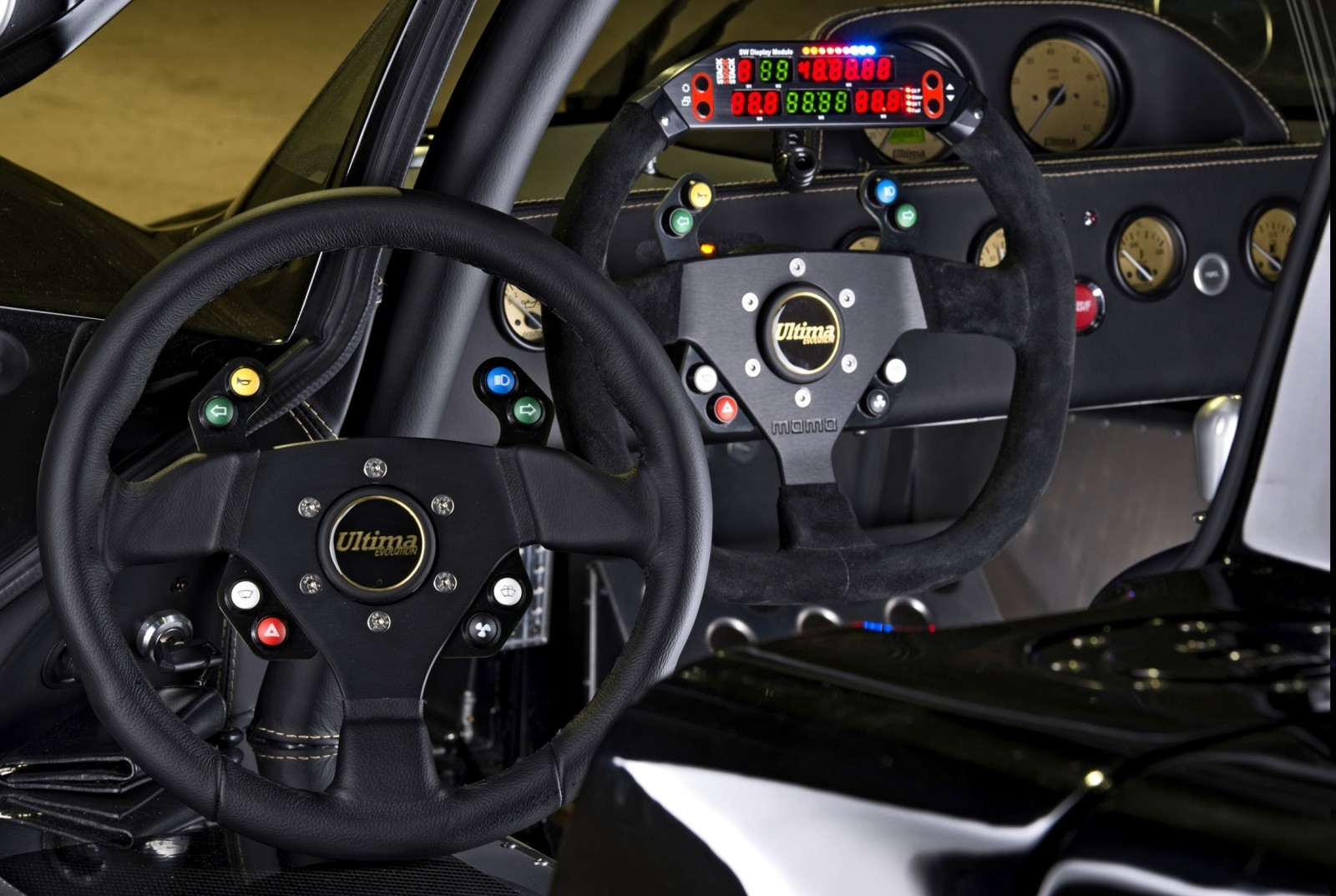 2015 ULTIMA Evolution Coupe 9