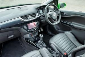 2015 Vauxhall Corsa VXR 63