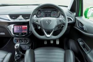 2015 Vauxhall Corsa VXR 64