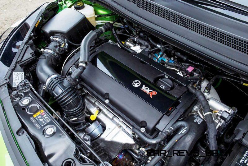 2015 Vauxhall Corsa VXR 70