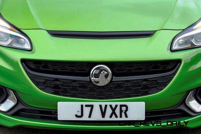 2015 Vauxhall Corsa VXR 76