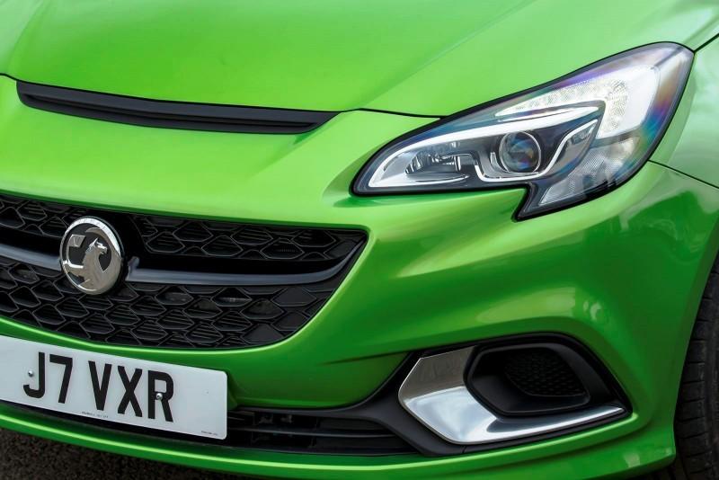 2015 Vauxhall Corsa VXR 79