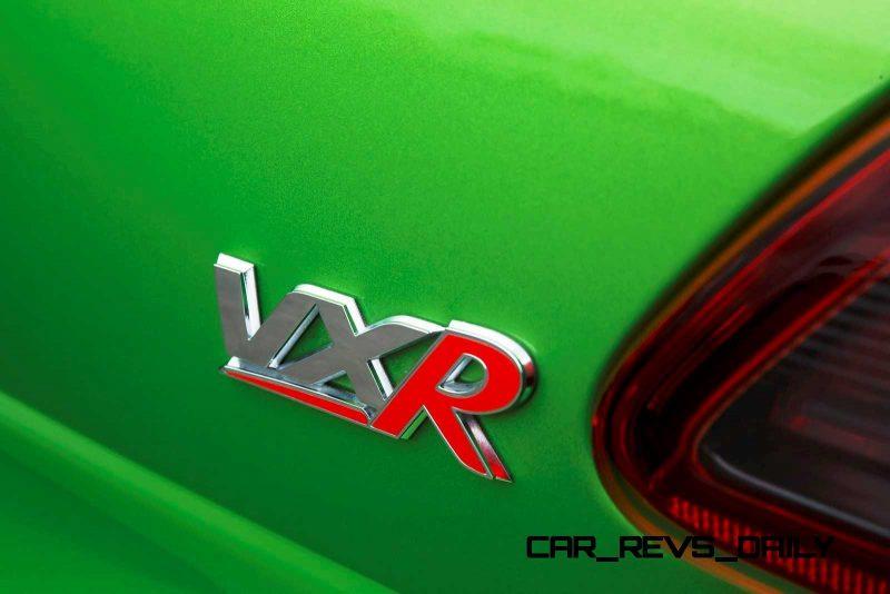 2015 Vauxhall Corsa VXR 83