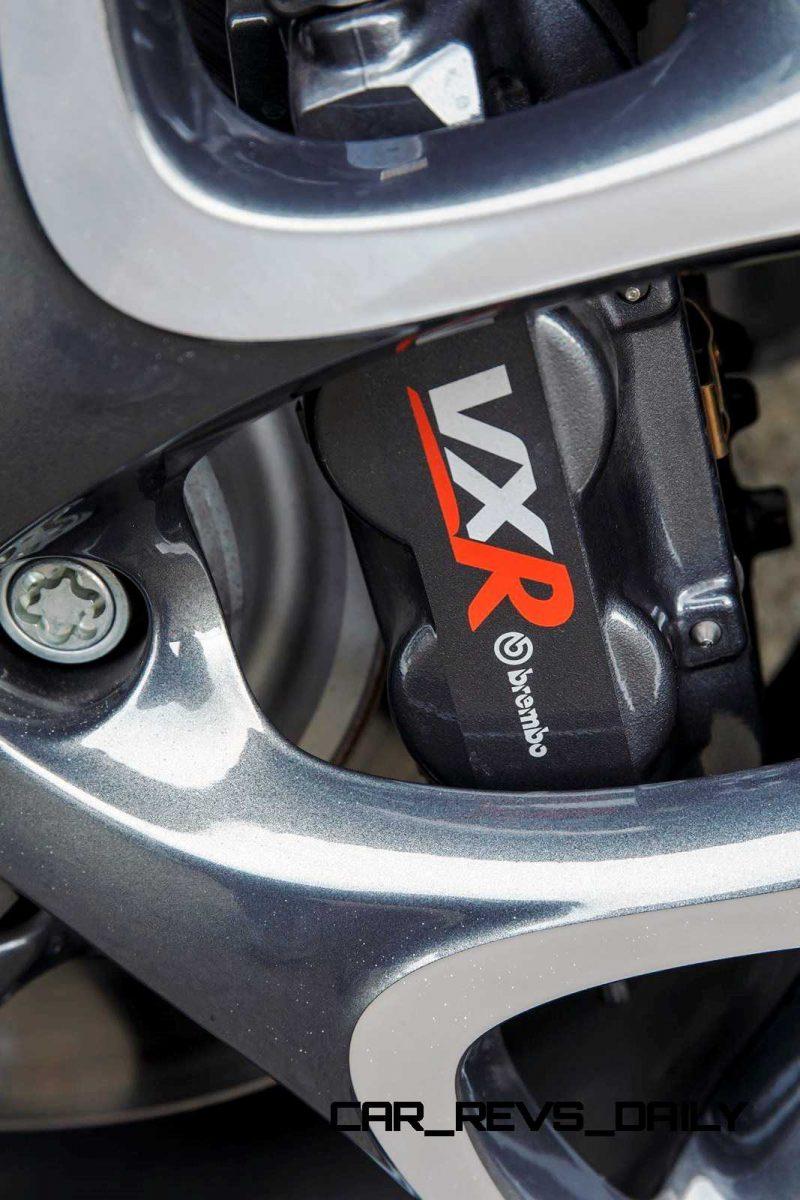 2015 Vauxhall Corsa VXR 86