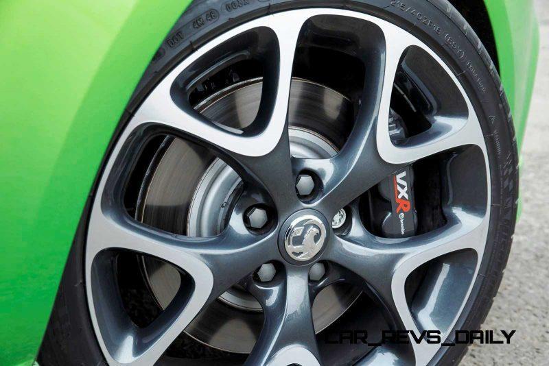 2015 Vauxhall Corsa VXR 87