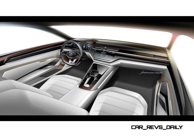 2015 Volkswagen C Concept GTE 10