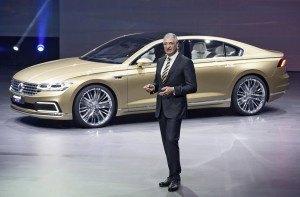 2015 Volkswagen C Concept GTE 16
