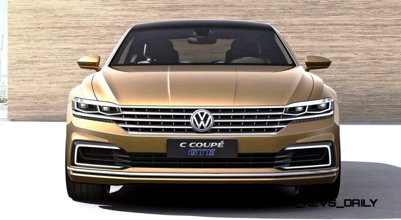 2015 Volkswagen C Concept GTE 17