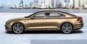 2015 Volkswagen C Concept GTE 19
