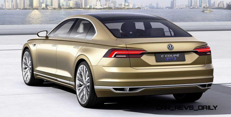 2015 Volkswagen C Concept GTE 23
