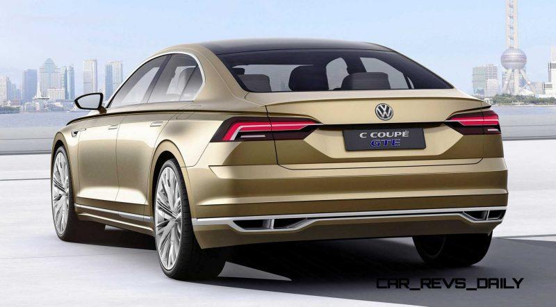 2015 Volkswagen C Concept GTE 24
